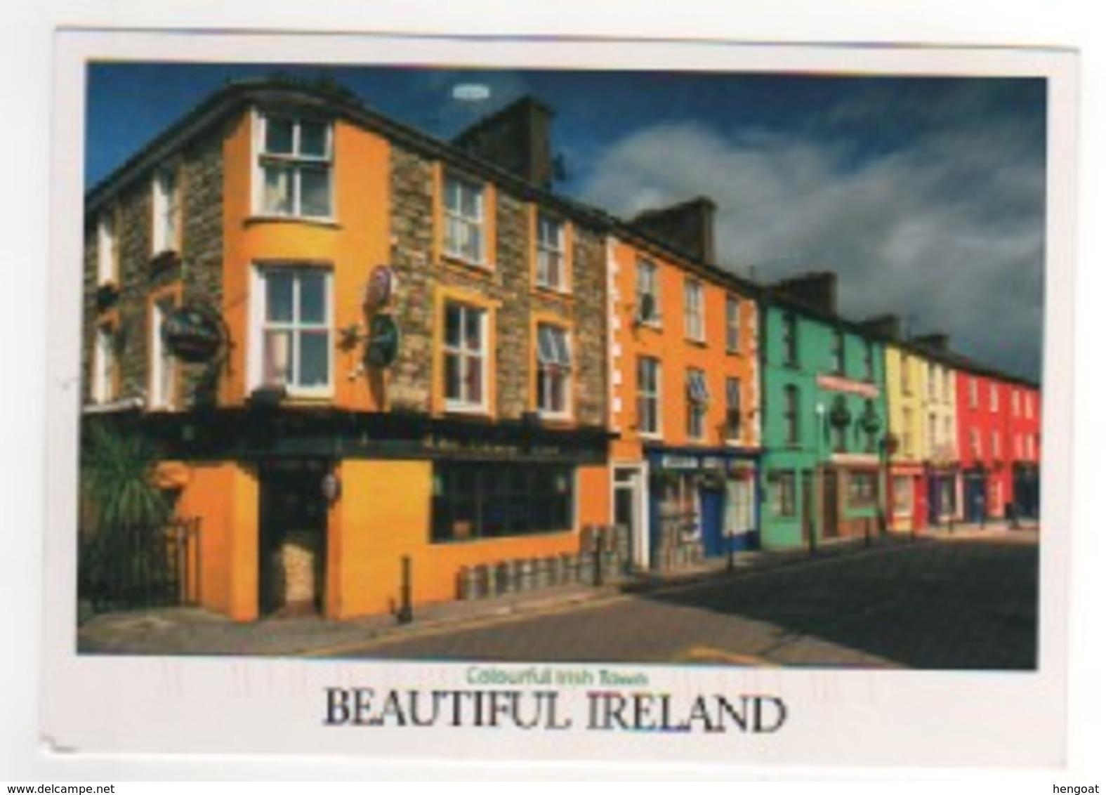 """Beau Timbre , Stamp """" Aigle """" Sur CP , Carte , Postcard Du 23/05/2011 - 1949-... Repubblica D'Irlanda"""