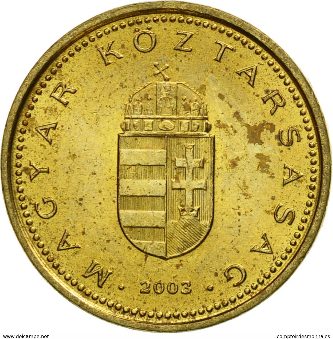 Monnaie, Hongrie, Forint, 2003, Budapest, TTB, Nickel-brass, KM:692 - Hungary