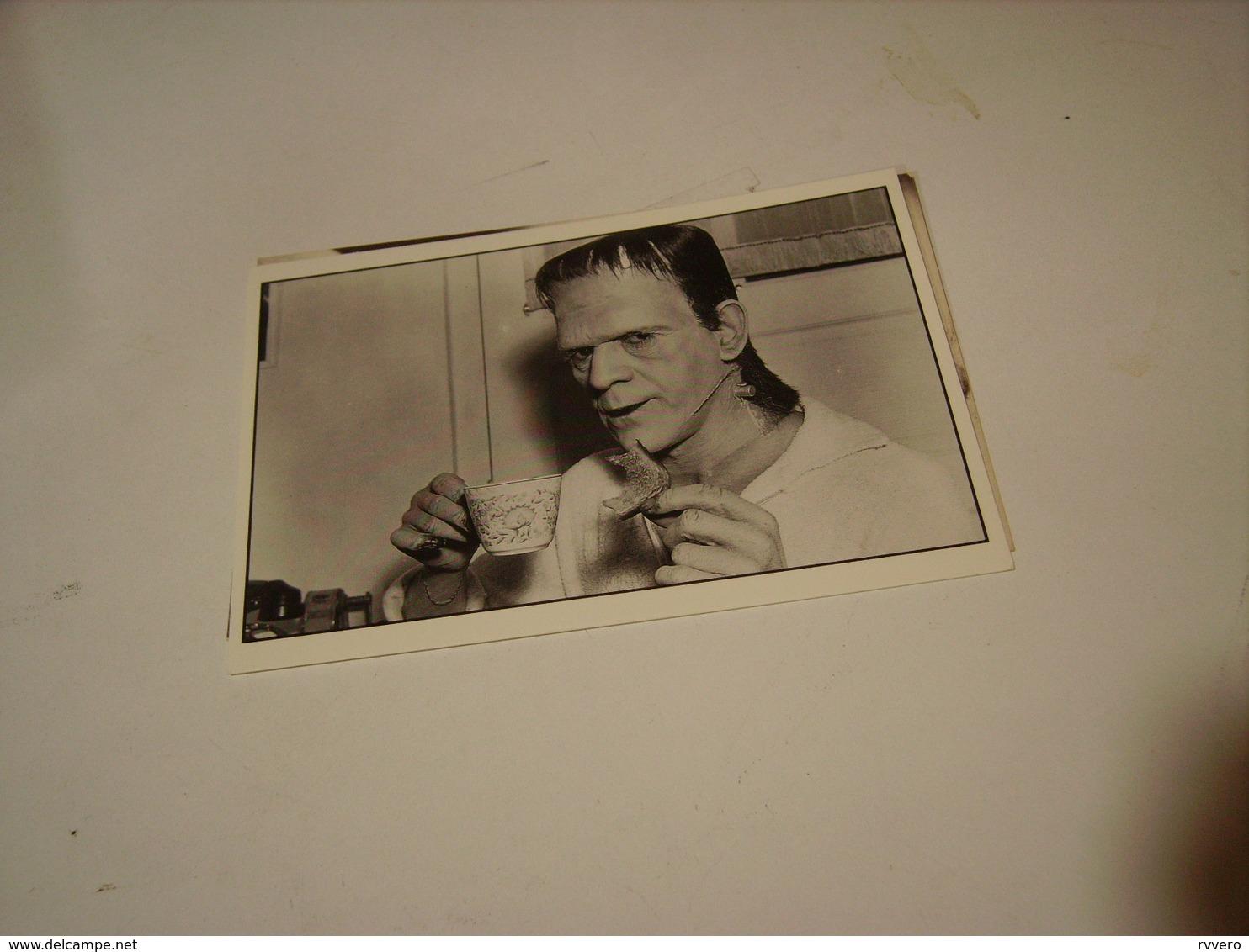 BORIS KARLOFF FRANKENSTEIN 1931 - Photos