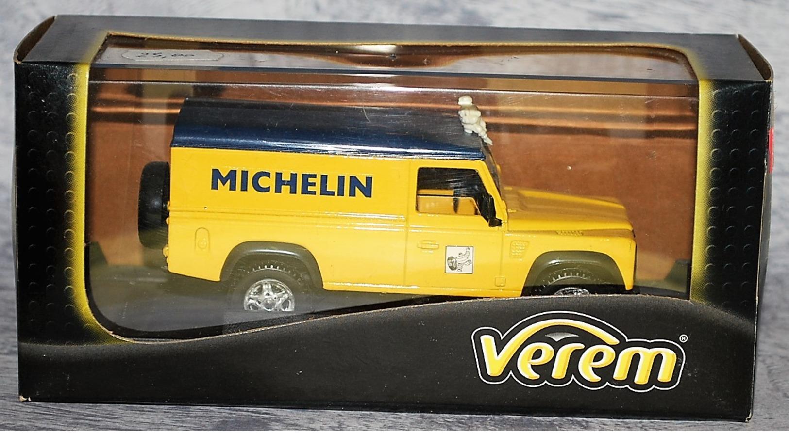 "LAND ROVER 110 ""Michelin"" - Verem"