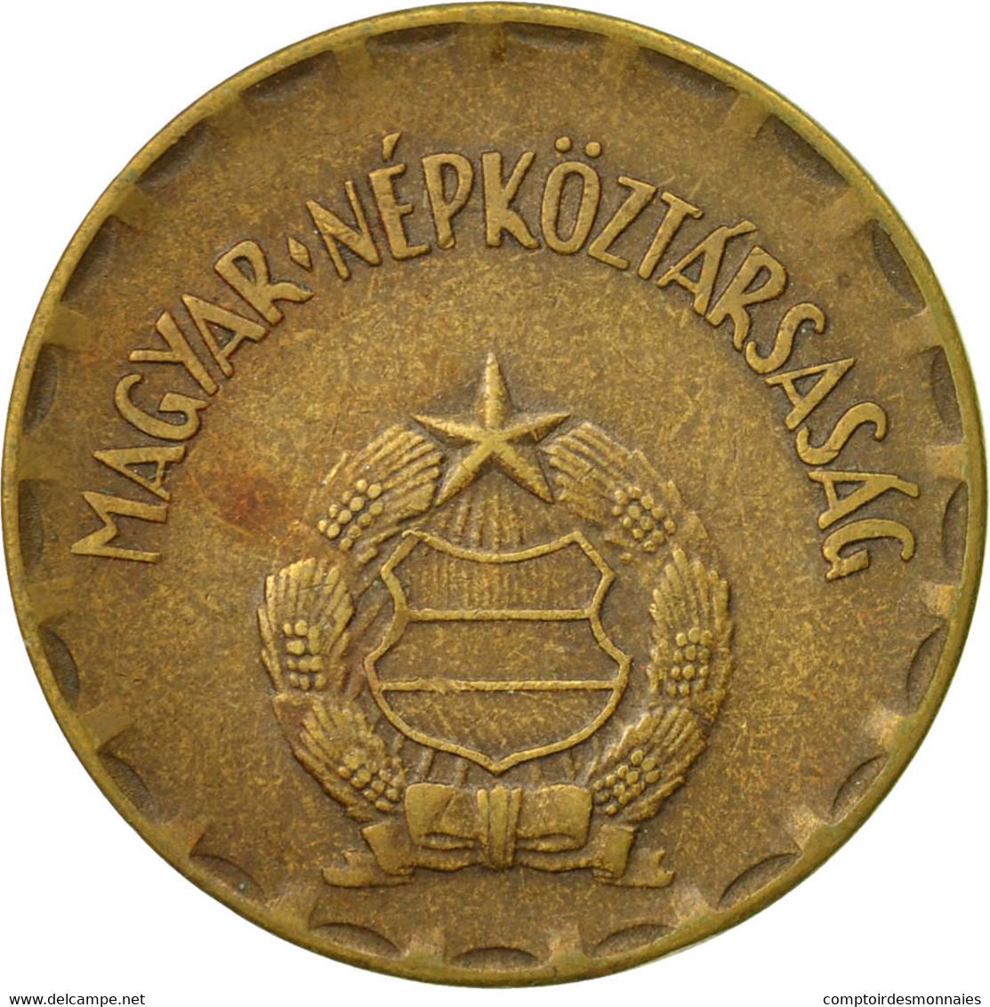 Monnaie, Hongrie, 2 Forint, 1979, Budapest, TTB, Laiton, KM:591 - Hungary