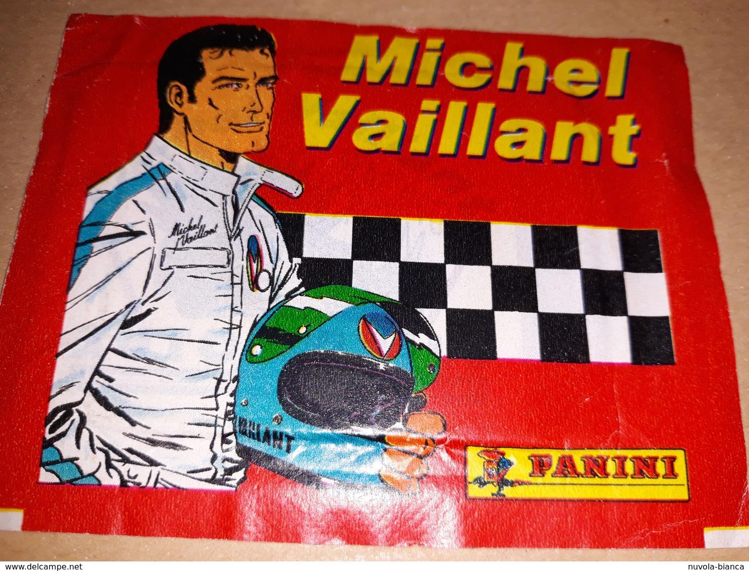 Michel Vaillant Bustina Chiusa Con Figurine Panini 1992 - Panini