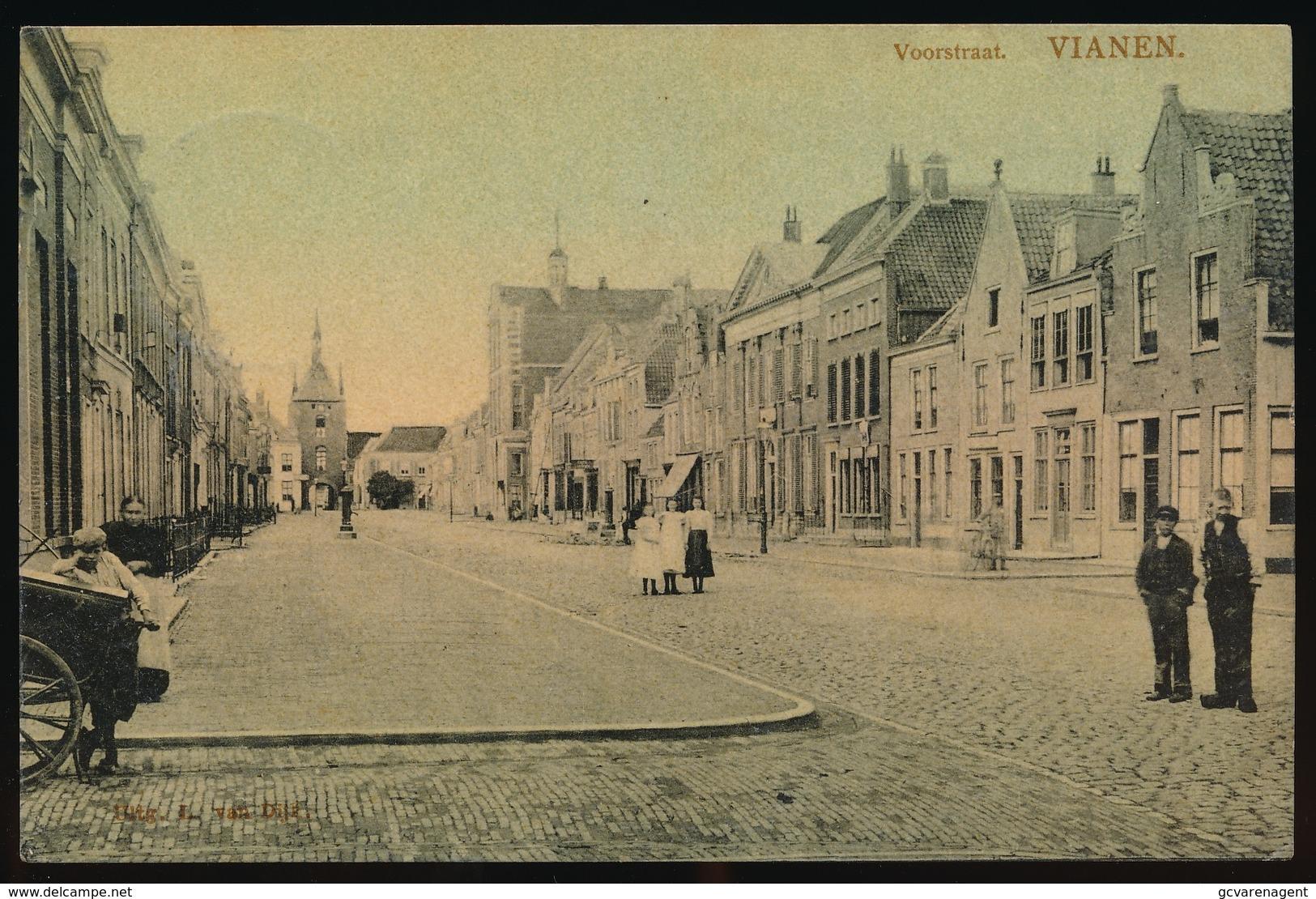 VIANEN   VOORSTRAAT - Nederland