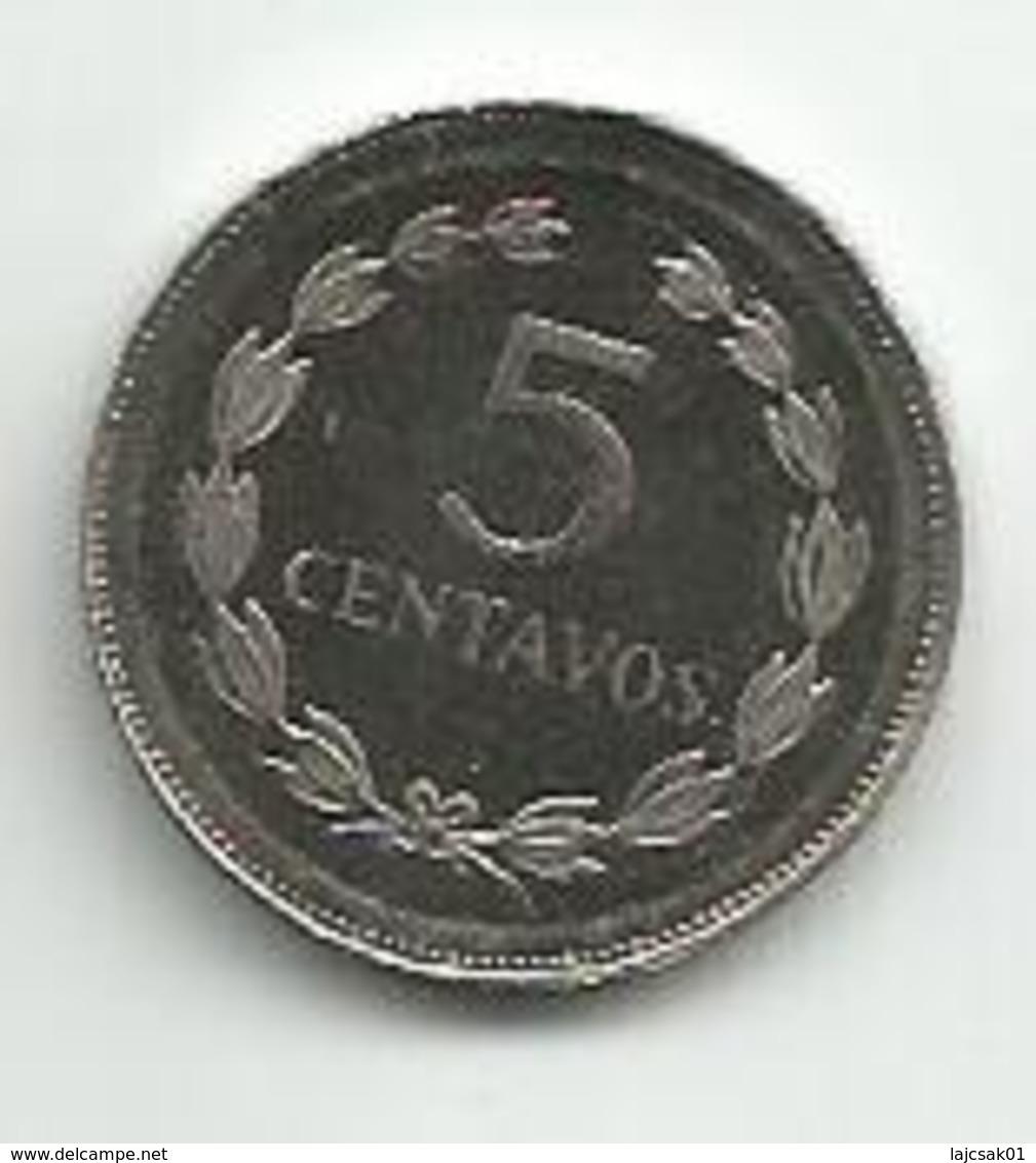 El Salvador 5 Centavos  1994. High Grade - Salvador