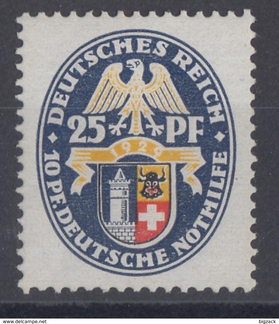 DR Minr.433 Mit Falz - Deutschland