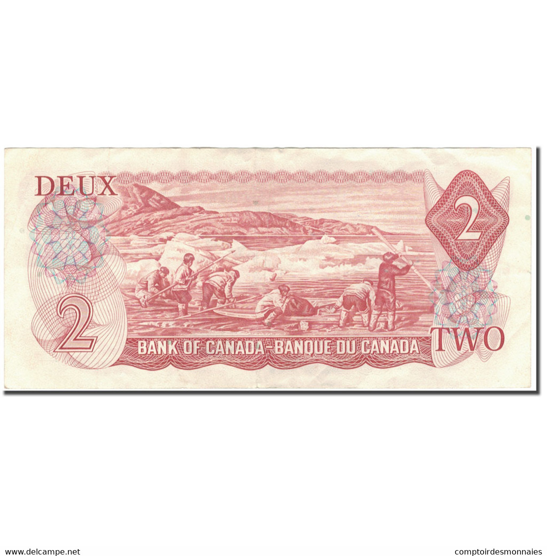 Billet, Canada, 2 Dollars, 1974, KM:86a, SUP - Canada