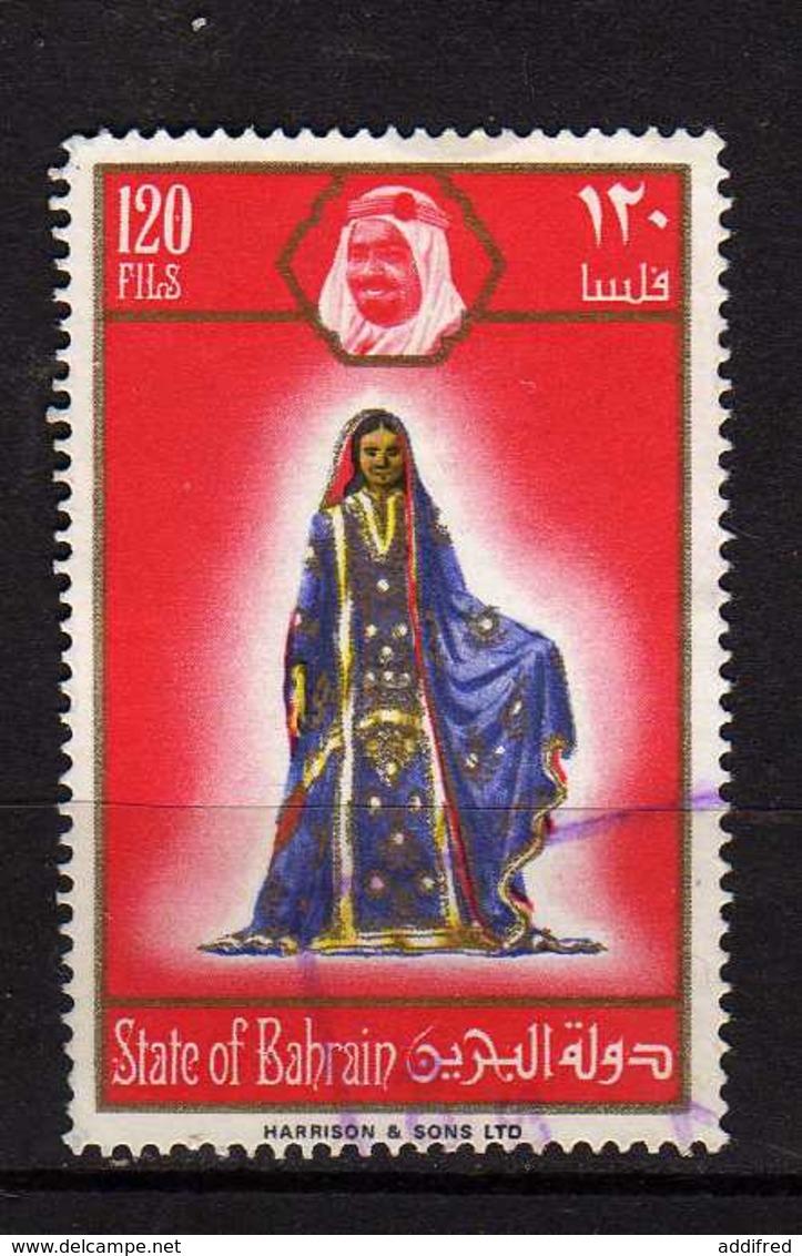 Barhein Scott N°216.oblitérés - Bahreïn (1965-...)