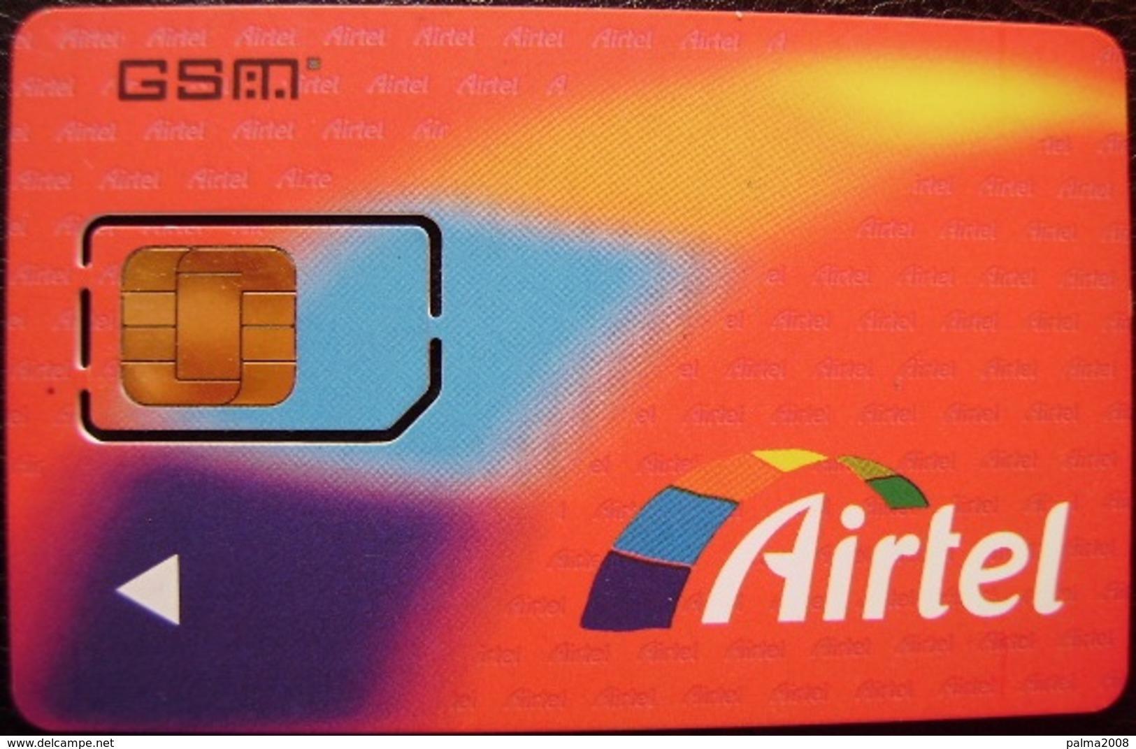 TARJETA AIRTEL - GSM - NUEVA - LA DE LA FOTO - 2 FOTOS - A737 - Airtel