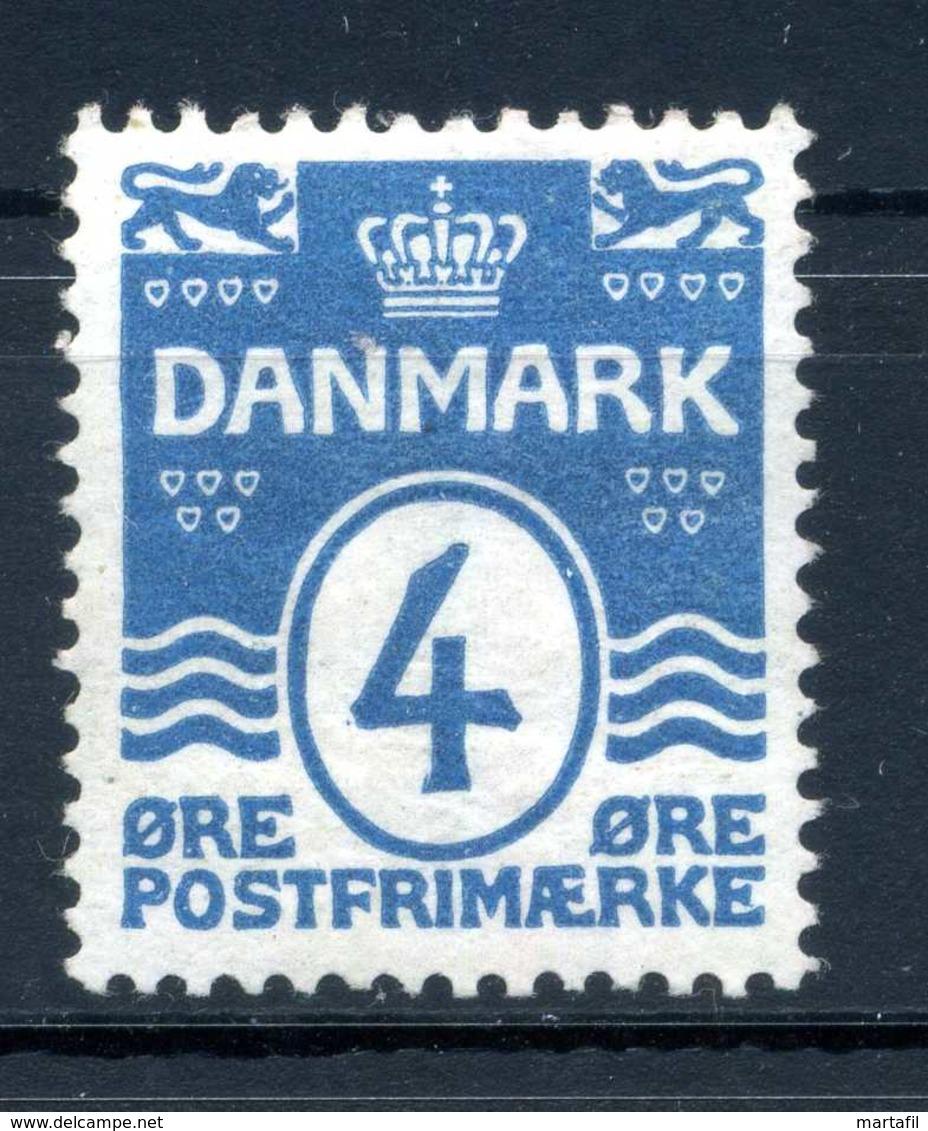 1913-18 DANIMARCA N.72 MNH ** - 1913-47 (Christian X)