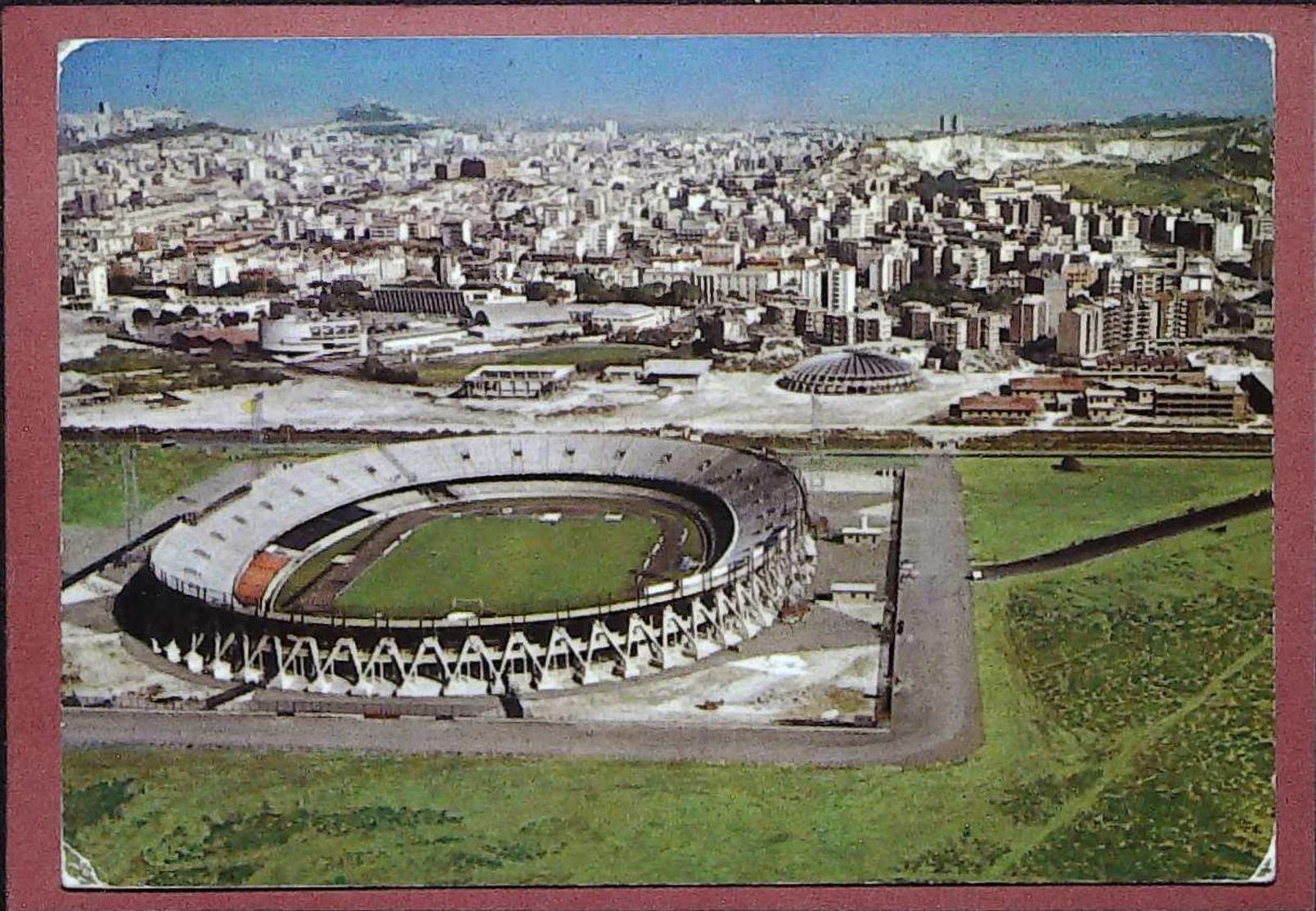 13 CAGLIARI - STADIO - ESTADIO - STADION - STADE - STADIUM - CALCIO - SOCCER - FOOTBALL - FOOT-BALL - FÚTBOL - Estadios