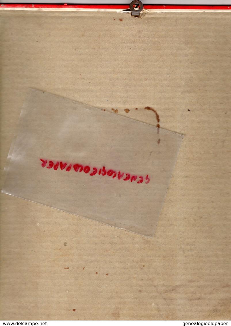 49- INGRANDES SUR LOIRE- RARE PUBLICITE GLACOIDE GRANDIN-VIN MOUSSEUX ANJOU MUSCADET-A. LAFON & FILS BORDEAUX- ORPHEE - Autres