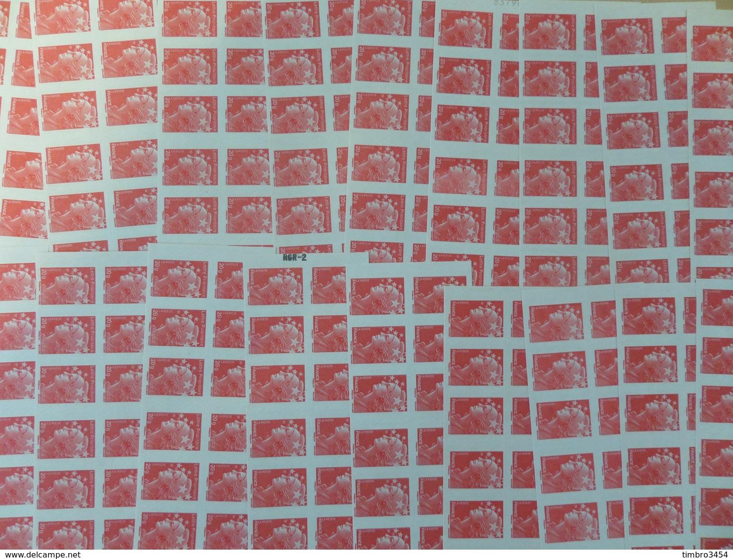 France 33 Carnets Adhésifs Type Marianne De Beaujard Neufs ** MNH. TB. A Saisir! - Carnets