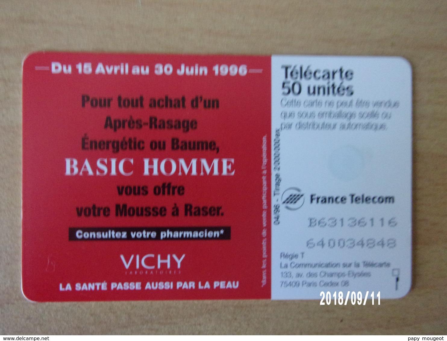 F636 Basic Homme 50U GEM - Parfum