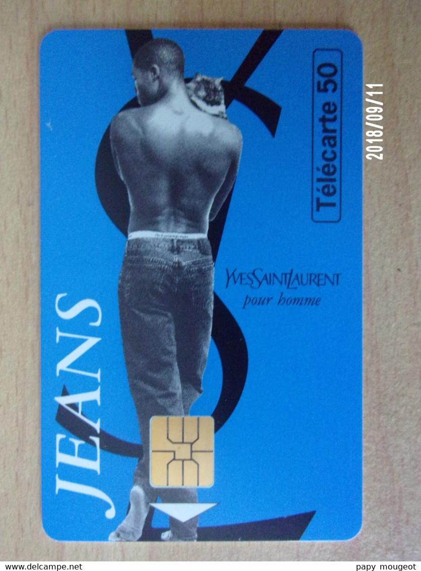 F674 Jeans YSL 50U SO3 - Parfum