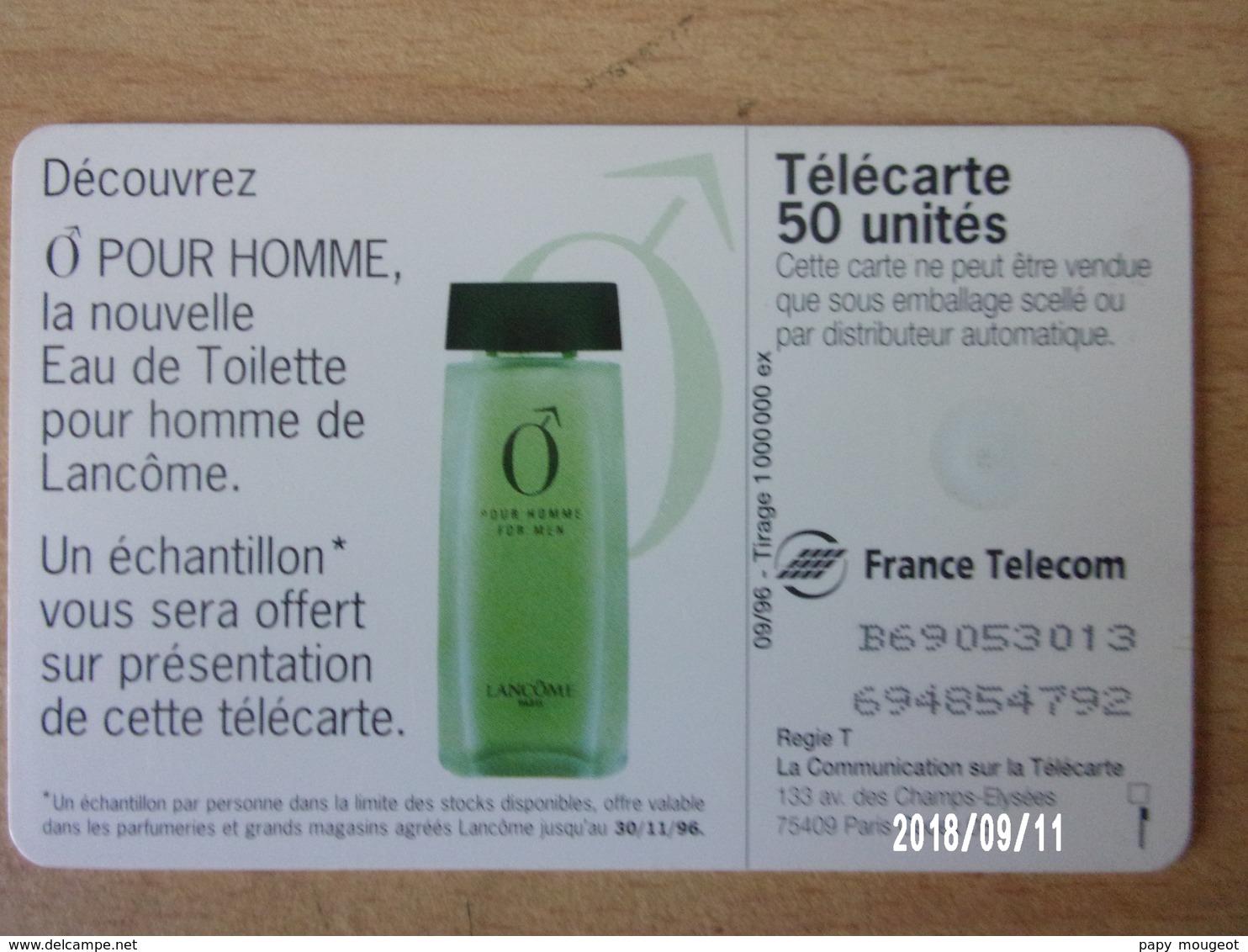 """F691 """"O"""" Pour Homme 50U GEM - Profumi"""