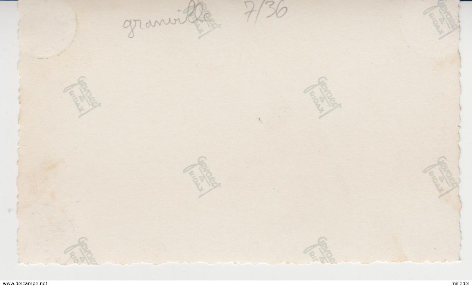 B 328 / 50 / GRANVILLE /  07 /1936 /  Issues D'un Album 1936 - Photographs