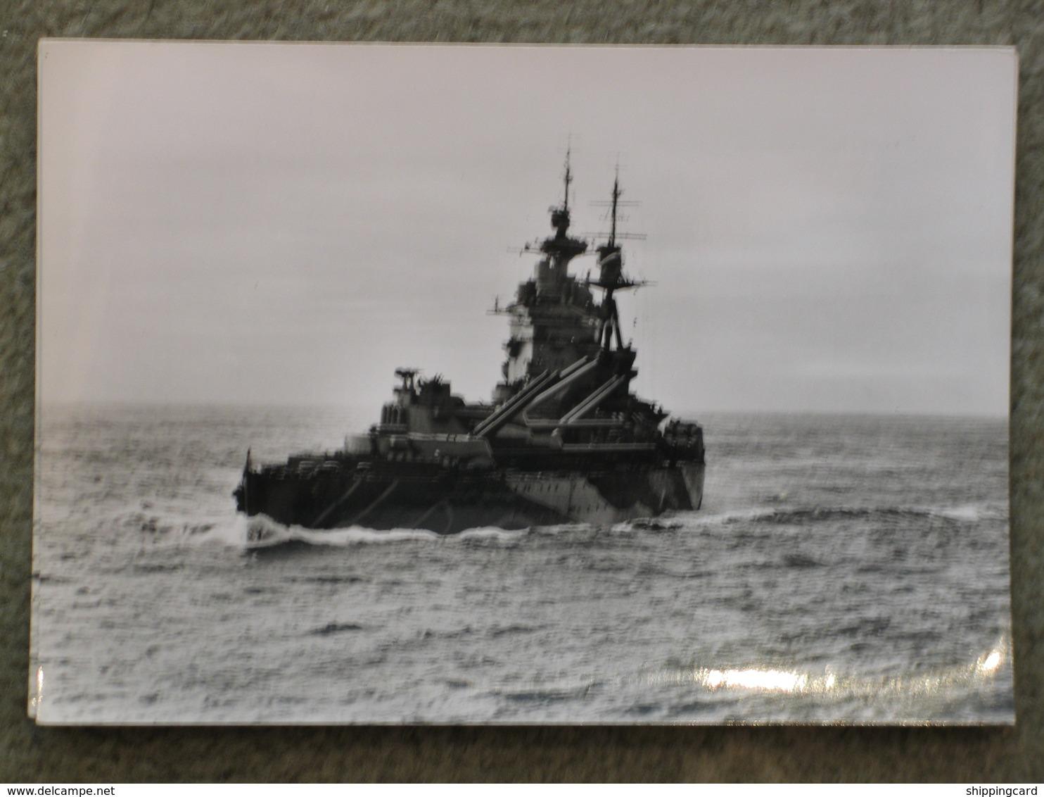 HMS RODNEY RP - Warships