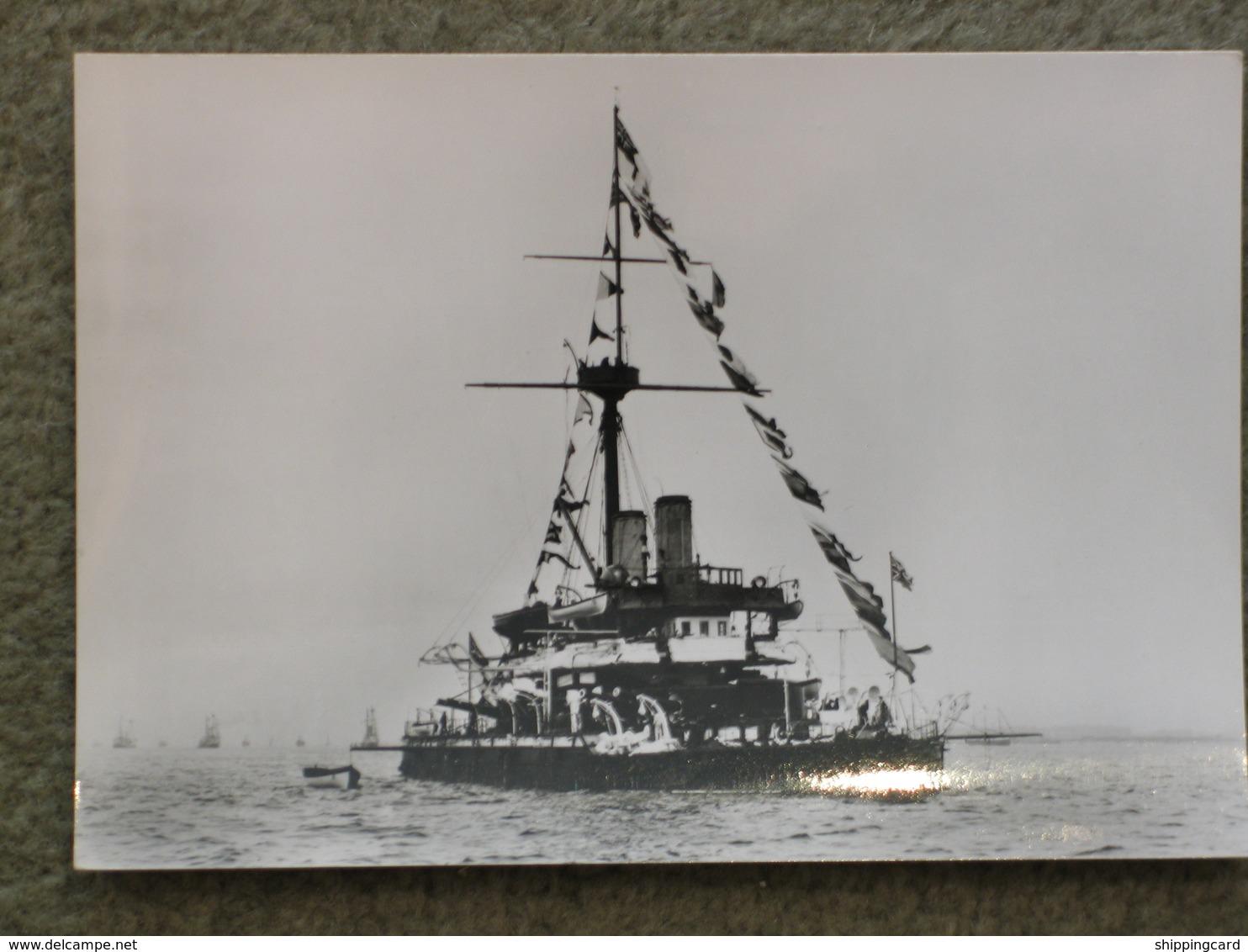 HMS DEVASTATION RP - Warships