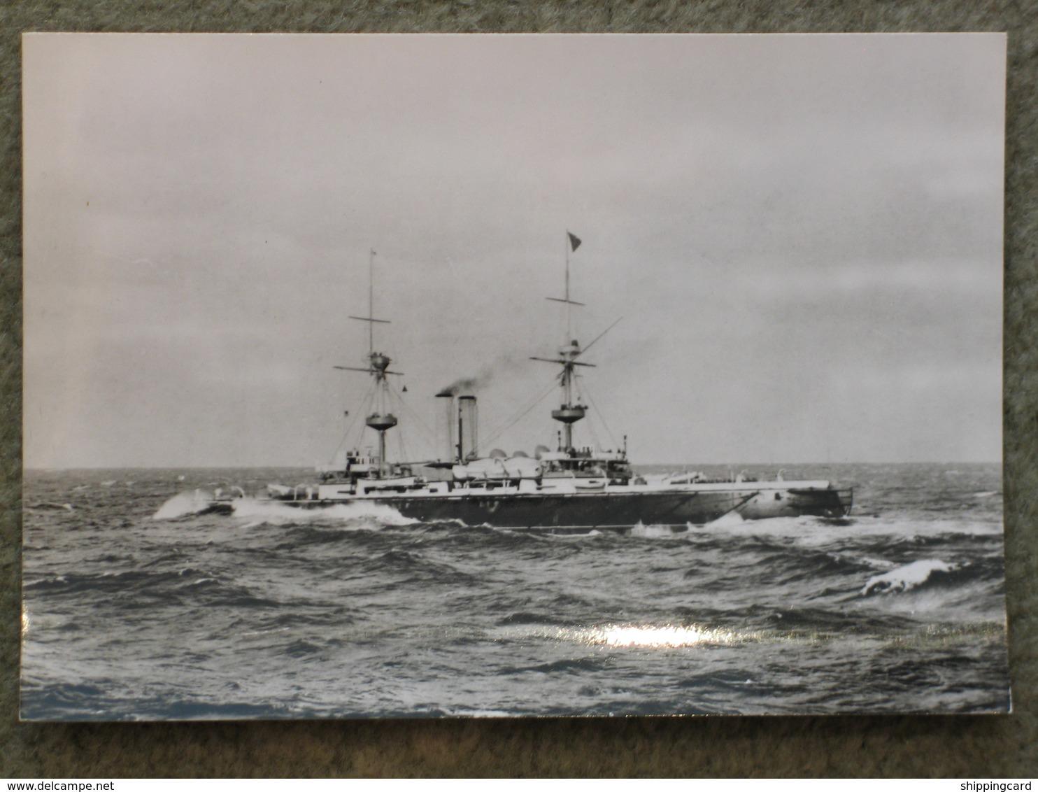HMS ROYAL SOVEREIGN RP - Warships