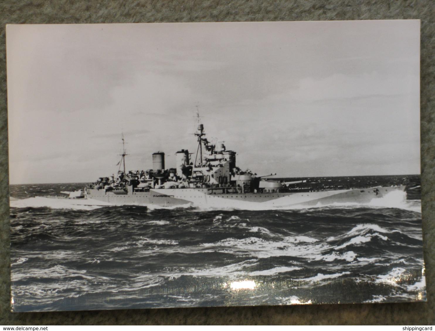 HMS RENOWN RP - CARD 2 - Warships