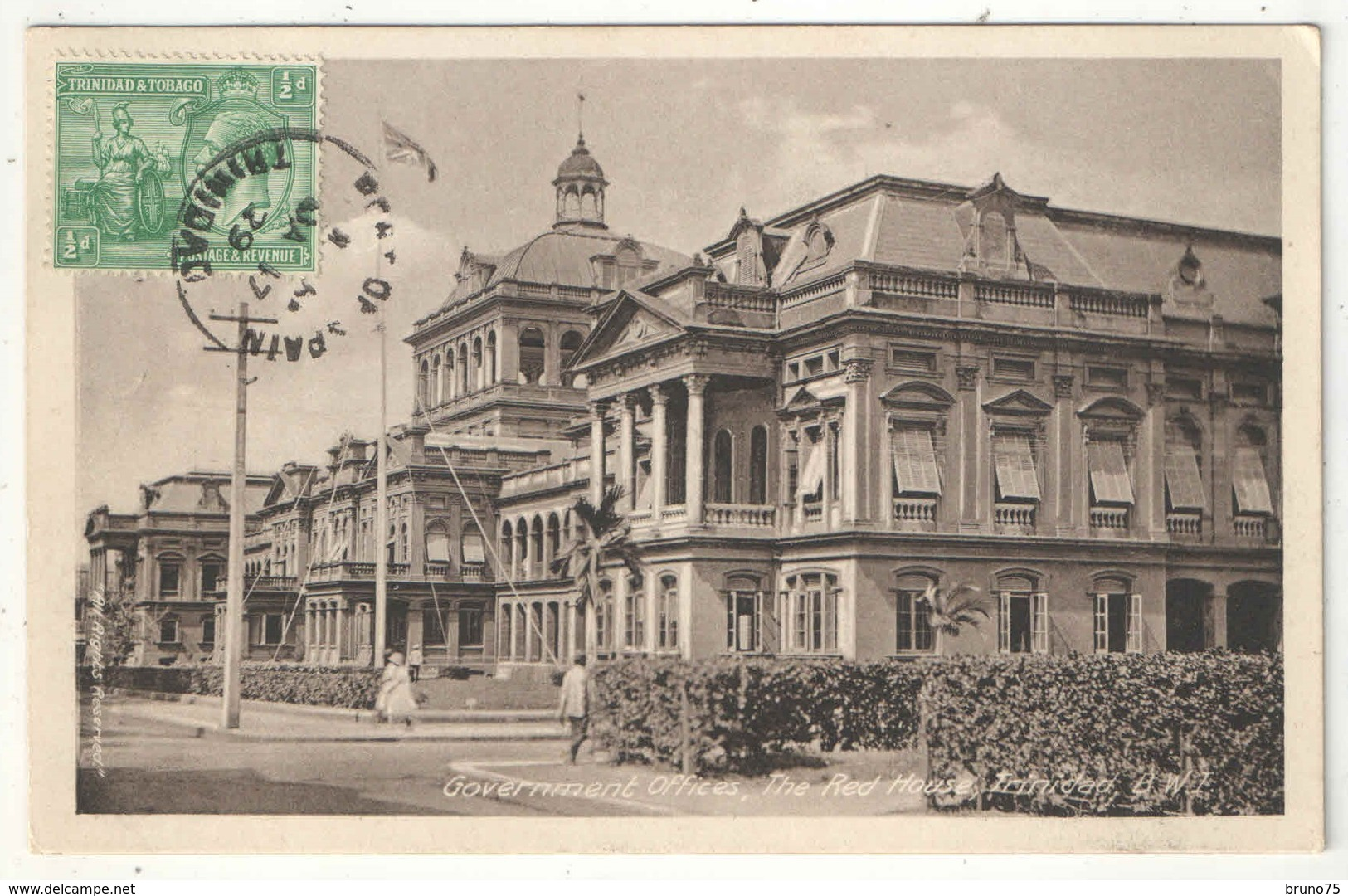 Government Offices, The Red House, Trinidad - Trinidad