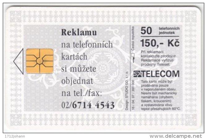 CZECH REP. B-965 Chip Telecom - Used - Tschechische Rep.