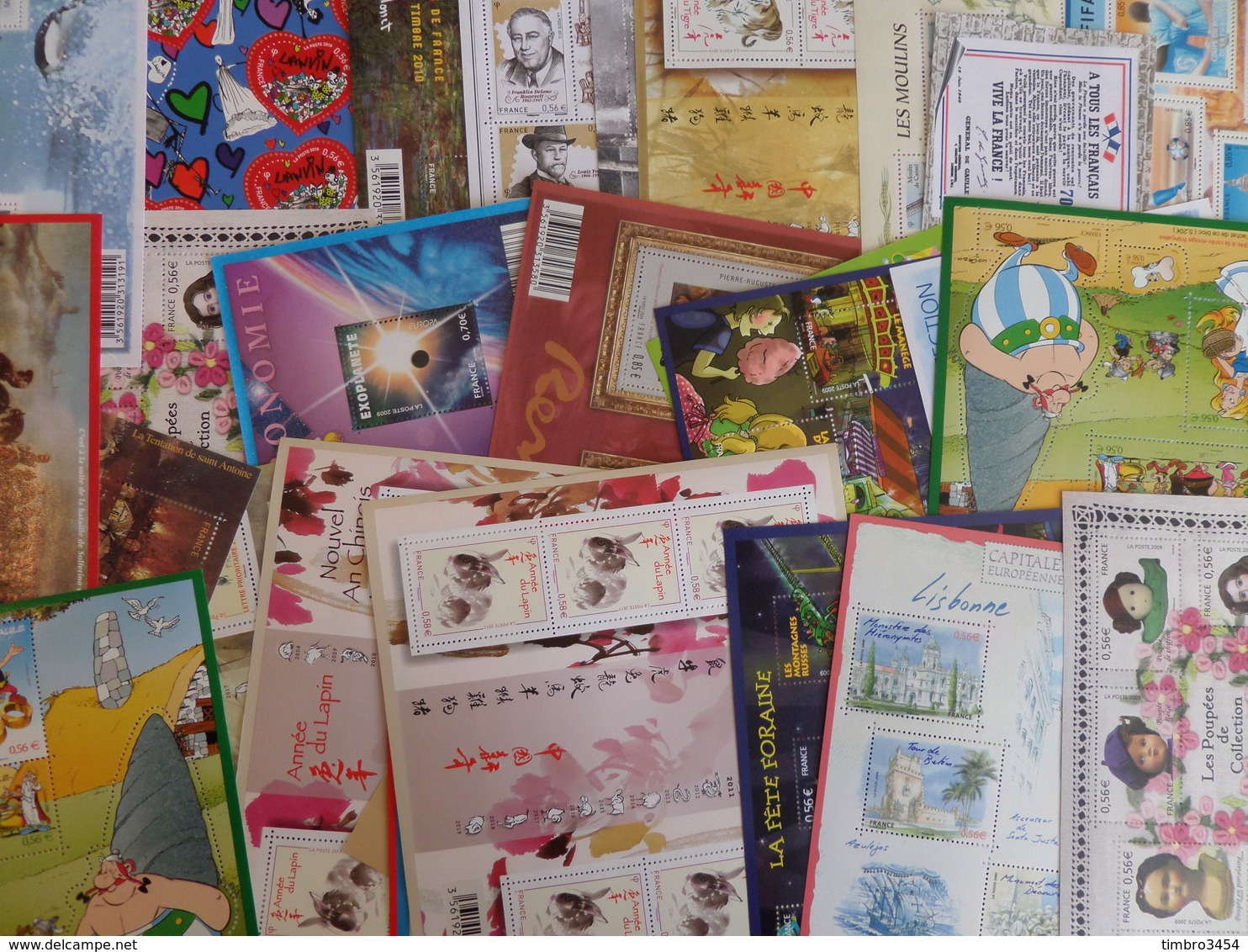 France Superbe Lot/collection De 150 Blocs-feuillets Neufs ** MNH 1975/2012. TB. A Saisir! - Blocs & Feuillets