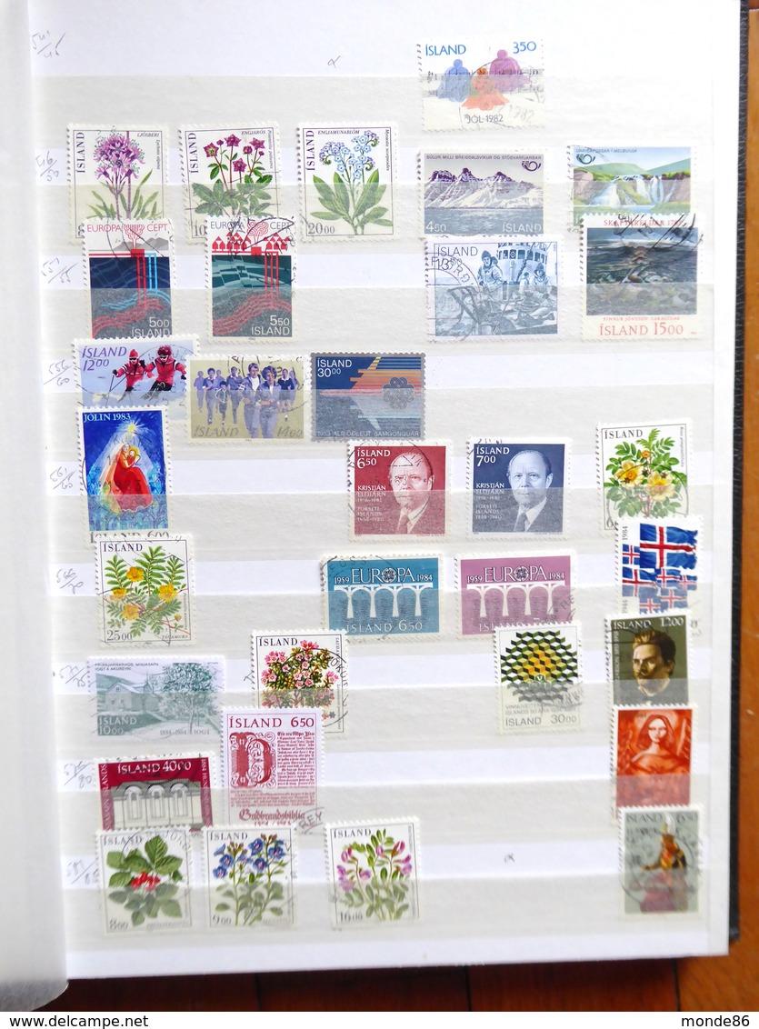 ISLANDE - Collection Origines -> 2006 - Majorité (o) - Ensemble Dans Un état Très Frais - Islande