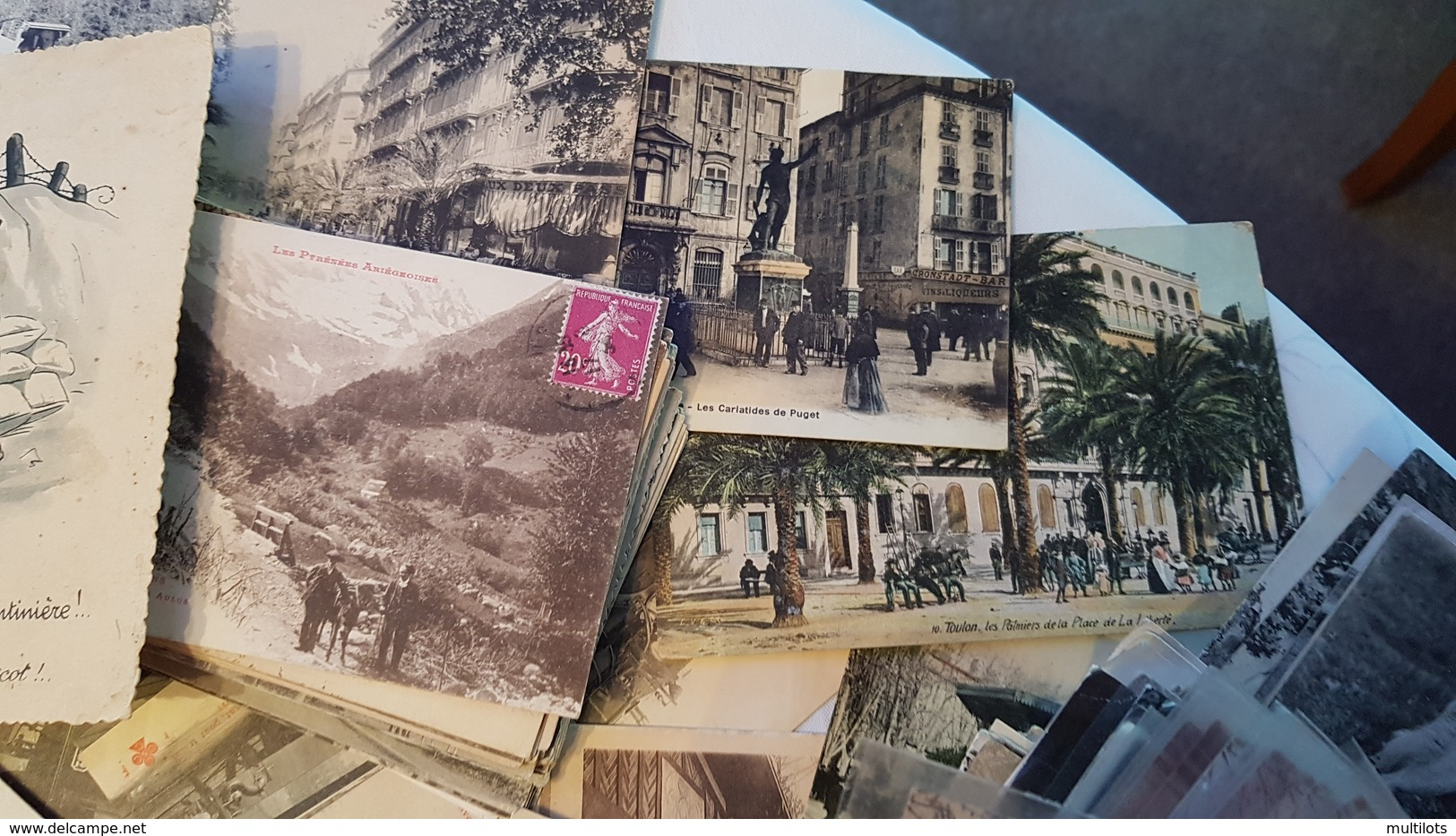 ML580 -  LOT De + De 1500 CPA  De Différentes Provenances ( Voir Description  ) -  NE PAS RATER !!!!! - Cartes Postales