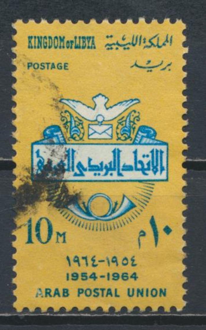 °°° LIBIA LIBYA - YT 252 - 1964 °°° - Libia