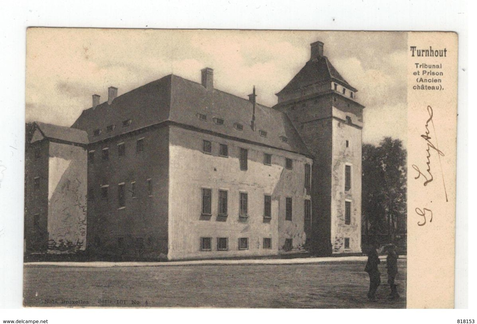 Turnhout Tribunal Et Prison - Turnhout