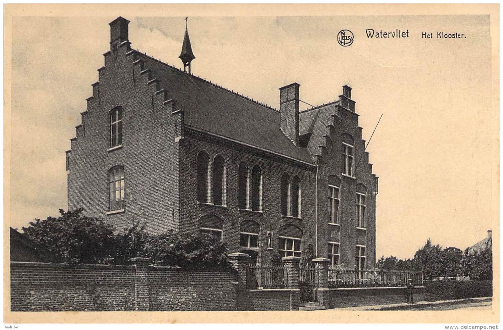 Watervliet - Het Klooster. - Sint-Laureins