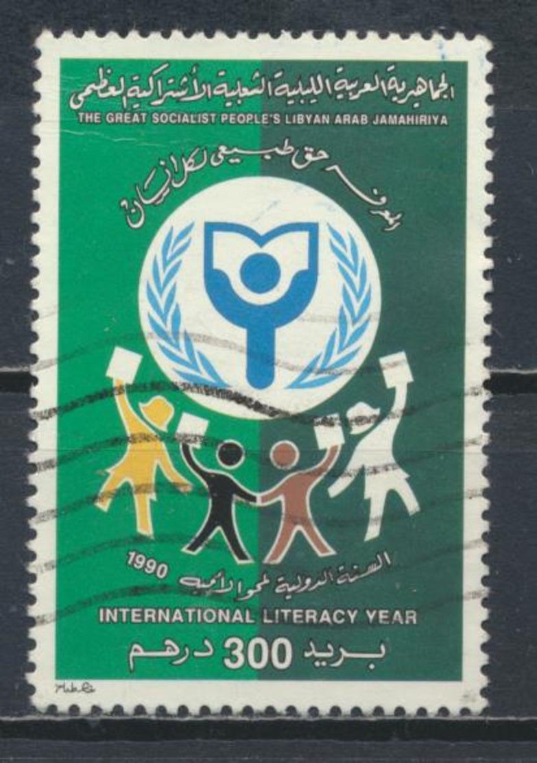 °°° LIBIA LIBYA - YT 1799T - 1990 °°° - Libia