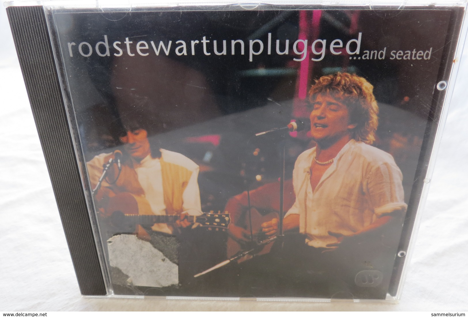 """CD """"Rod Stewart"""" Unplugged And Seated - Musik & Instrumente"""