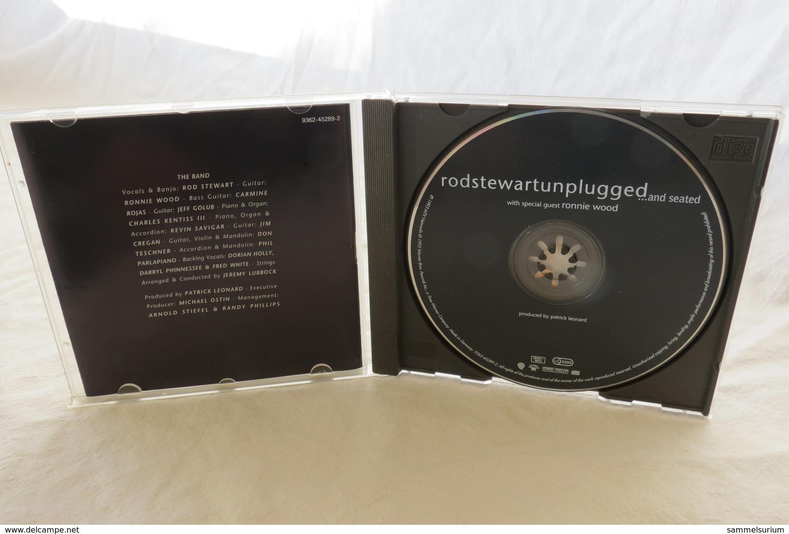 "CD ""Rod Stewart"" Unplugged And Seated - Sonstige - Englische Musik"