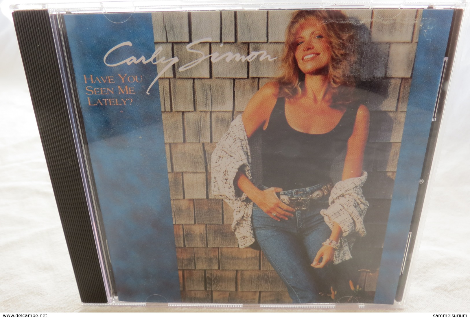 """CD """"Carly Simon"""" Have You Seen Me Lately? - Sonstige - Englische Musik"""