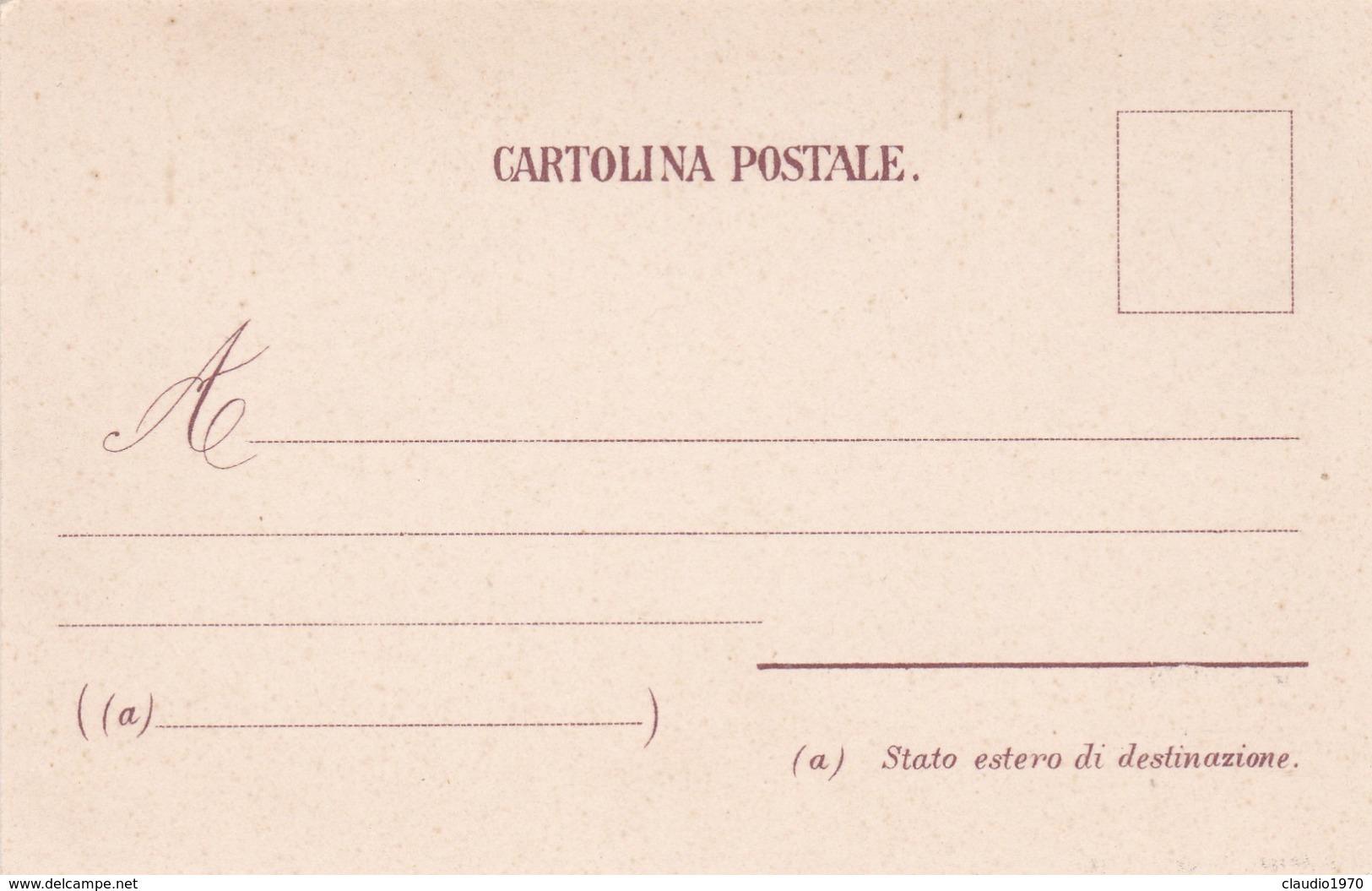 CARTOLINA - POSTCARD - VERBANIA - CANNOBIO - Verbania