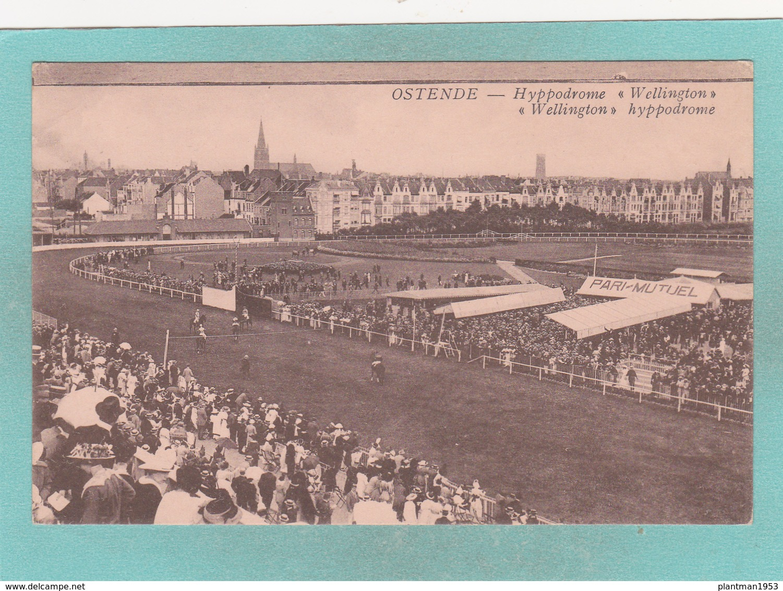Old Post Card Of Ostende,Ostend, Flemish Region, Belgium,S57. - Oostende