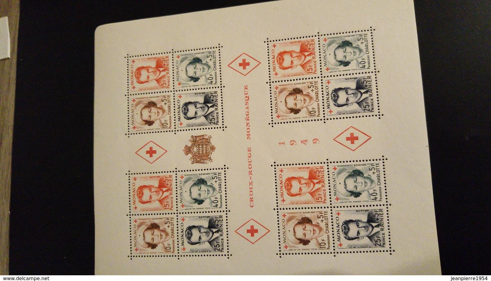 Monaco Neuf Xx - Stamps