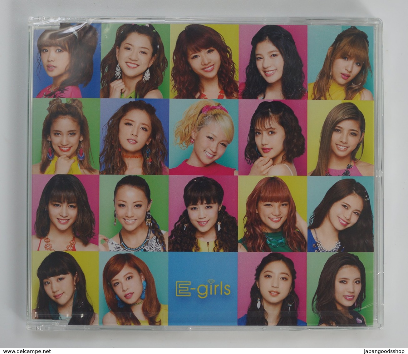 "CD : E-girls "" E.G. Summer RIDER ""  ( RZC1-86137  Rythm Zone 2016 ) - Disco, Pop"