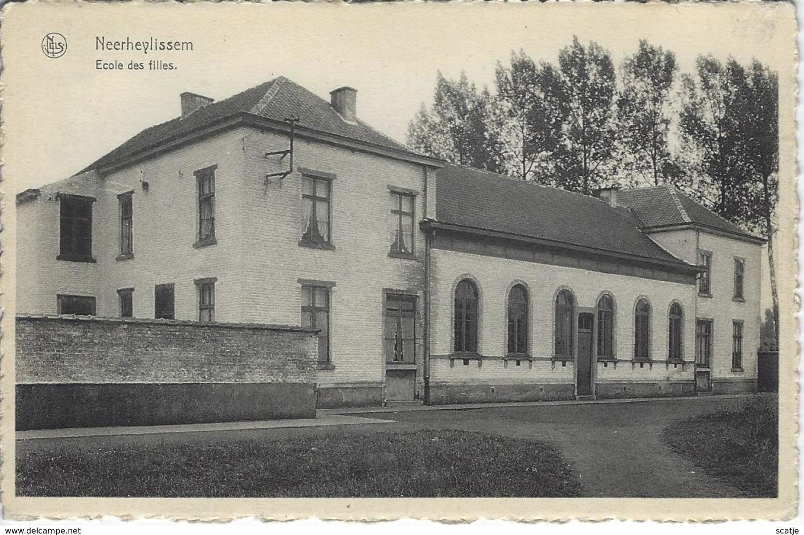 Neerheylissem  -   Ecole Des Filles. - Hélécine