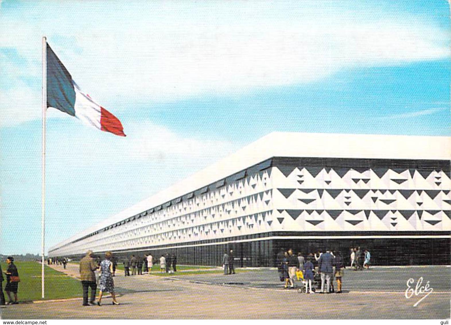 33] Gironde > BORDEAUX Le LAC Foire Internationale De Bordeaux Parc Des Expositions (architecture)*PRIX  FIXE - Bordeaux