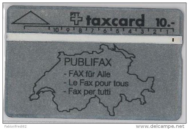 PHONE CARD- SVIZZERA (E26.8.7 - Svizzera