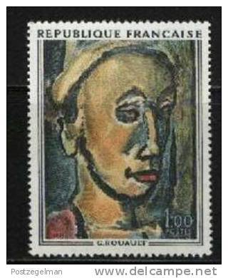 FRANCE  1971 Roult Painting Stamp 1754 MNH # 1737 - Art
