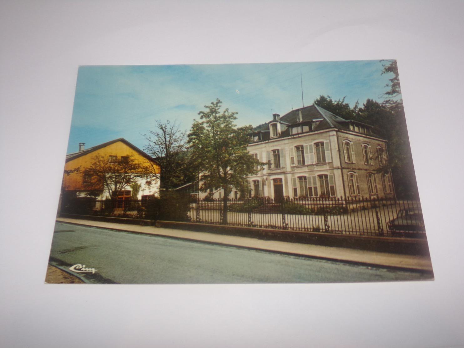 Le Val D Ajol.Vosges.Hotel De La Résidence. - France