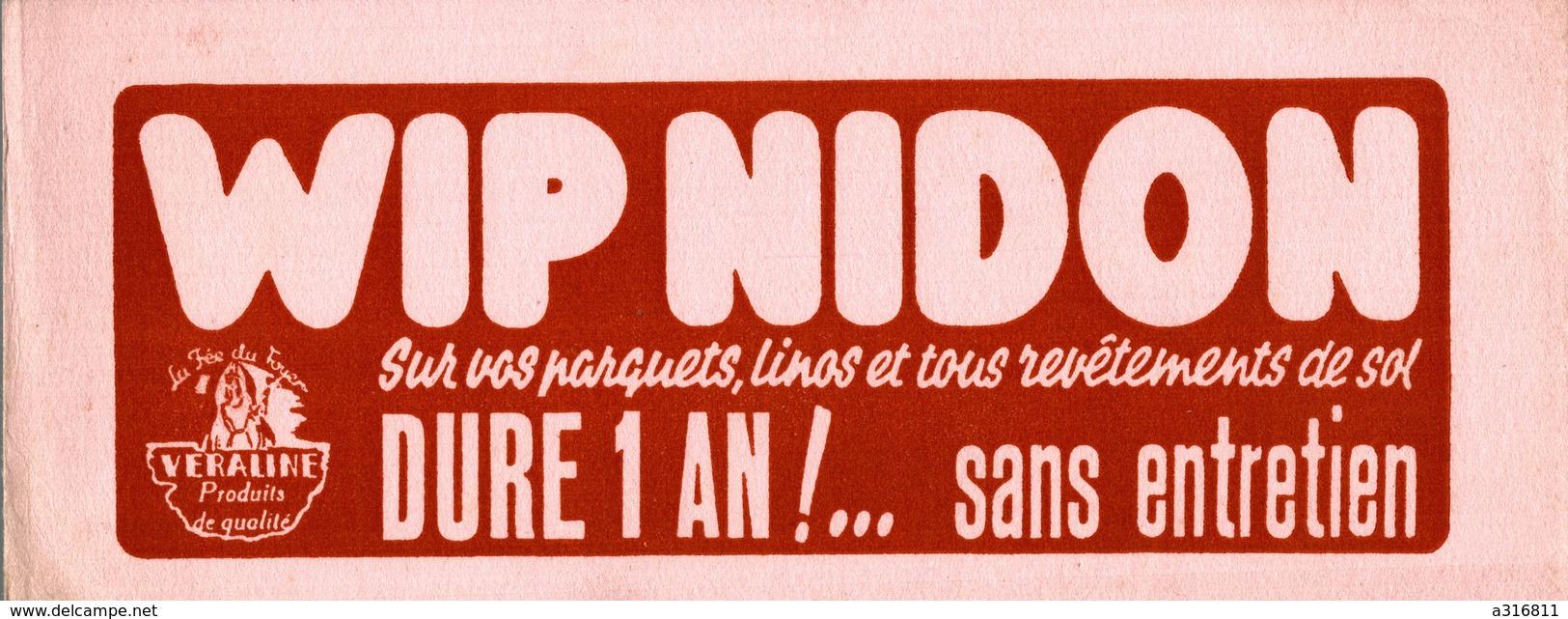 Buvard  WIP NIDON - Buvards, Protège-cahiers Illustrés