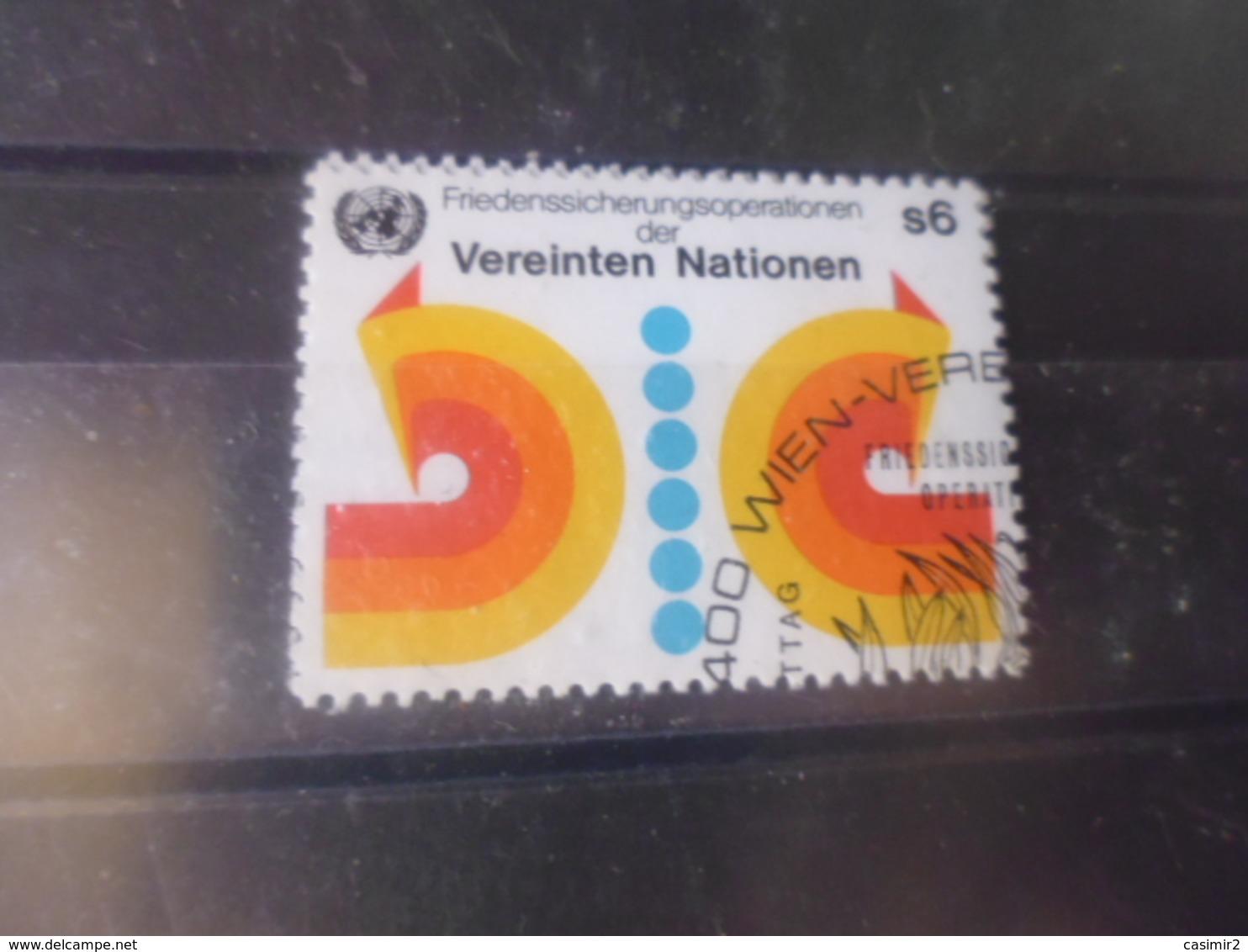 NATIONS UNIES VIENNE N° 11 - Centre International De Vienne