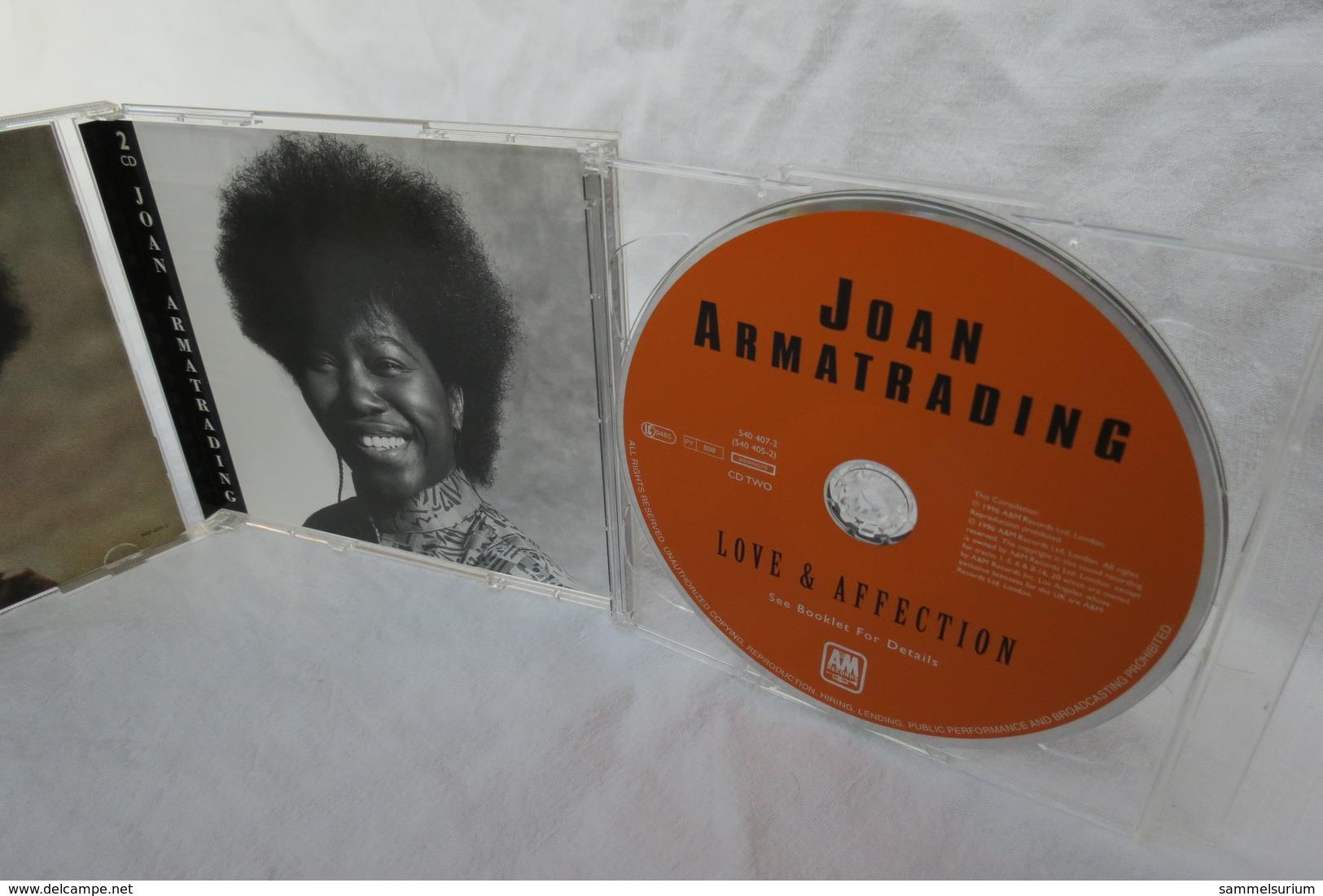 "2 CDs ""Joan Armatrading"" Love & Affection - Disco, Pop"
