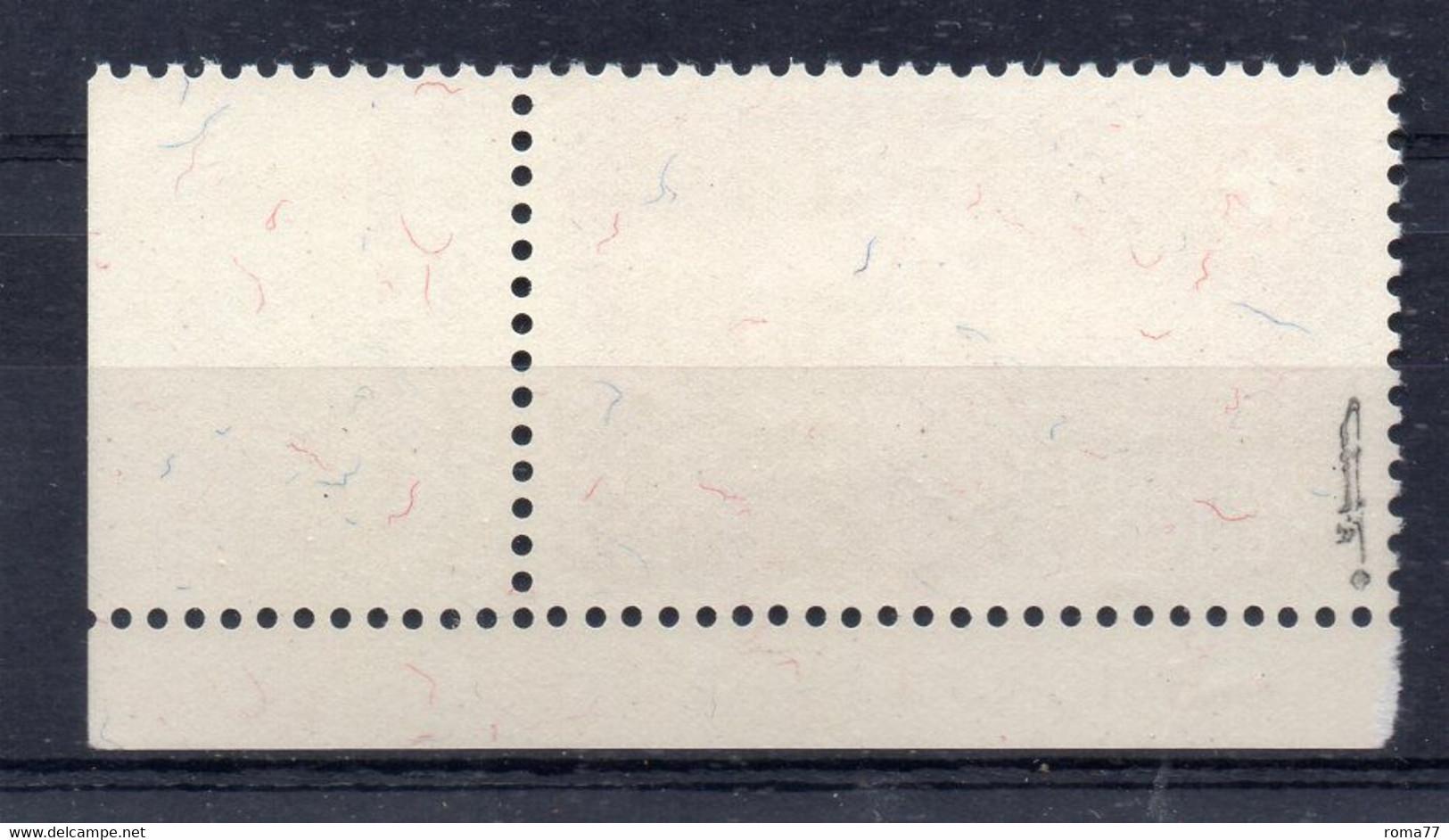 279/1500 - SVIZZERA 1941 , Pro Patria Unificato N. 369a  ***  MNH Timbrino. IIa Tiratura - Pro Patria