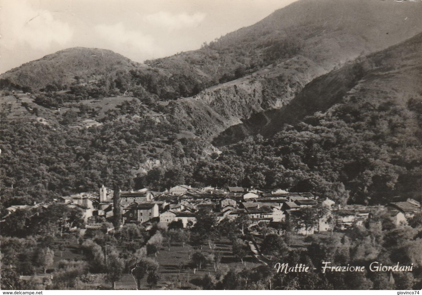 TORINO - MATTIE - FRAZIONE GIORDANI.......F6 - Italia